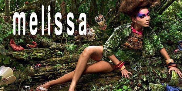 Dámske topánky Melissa - dizajnový skvost na vašej nohe