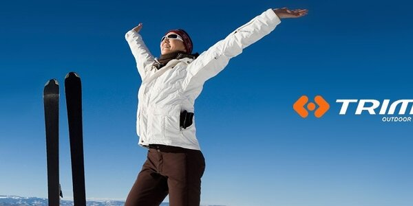 Pánska a dámska móda Trimm - na lyže aj jesenné prechádzky