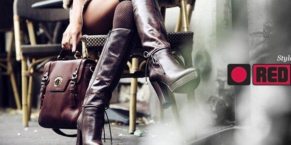 Red Hot dámske kabelky a opasky