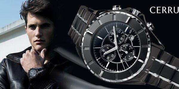 Dámske a pánske hodinky Cerruti 1881