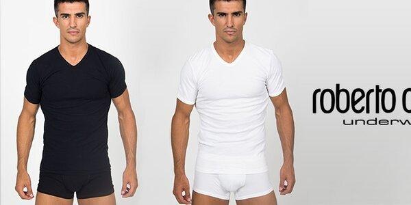 Roberto Cavalli pánske spodné prádlo