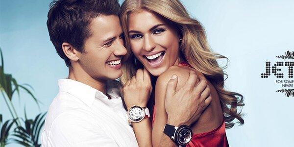 Pánske a dámske hodinky Jet Set