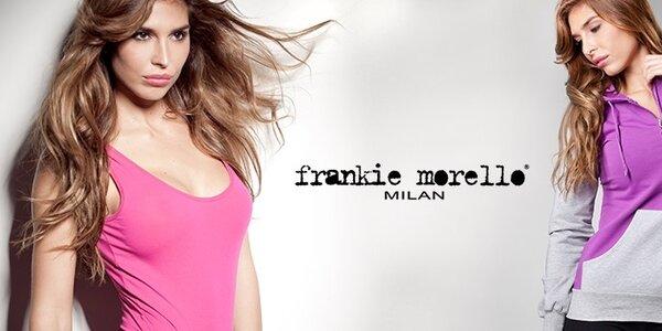 Frankie Morello - dámske spodné prádlo a originálne športové tričká a šortky