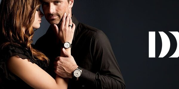 Dámske a pánske hodinky Danish Design - čistý škandinávsky štýl