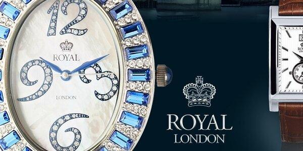 Dámske a pánske hodinky Royal London