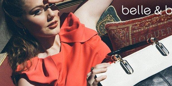 Dámske kabelky Belle & Bloom - dizajnová krása v pravej koži