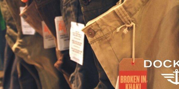 Pánske oblečenie Dockers
