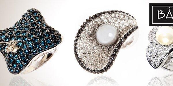 Originálne šperky Bague a Dames