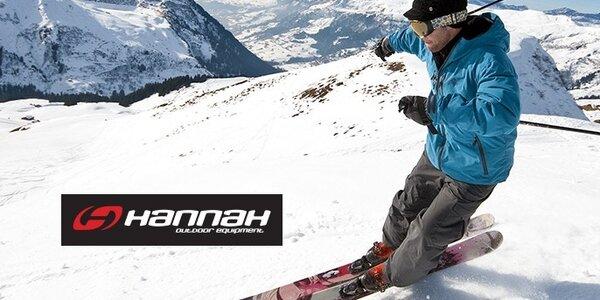 Pánske športové oblečenie Hannah - pripravte sa na zimnú sezónu