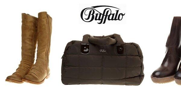 Dámske topánky a kabelky Buffalo - dizajn, ktorý si zamilujete
