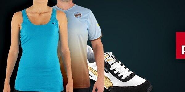 Puma - dámske a pánske tenisky a tričká