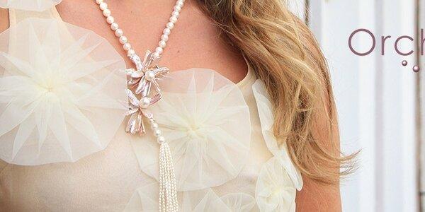 Luxusné šperky Orchira