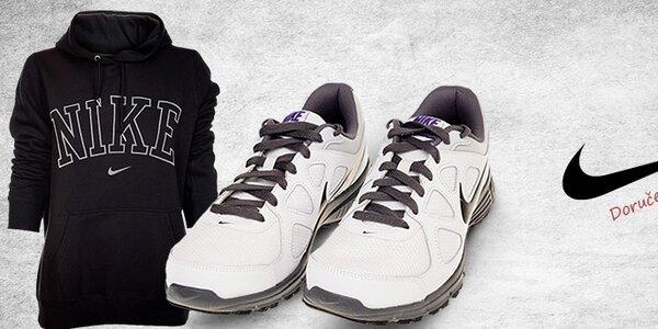 Topánky a mikiny Nike