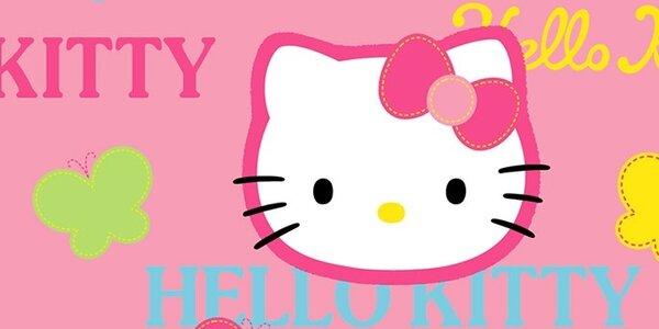 Detské oblečenie a doplnky Hello Kitty
