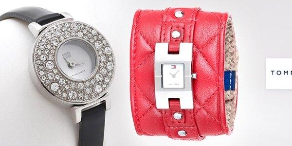 Dámske a pánske hodinky Tommy Hilfiger