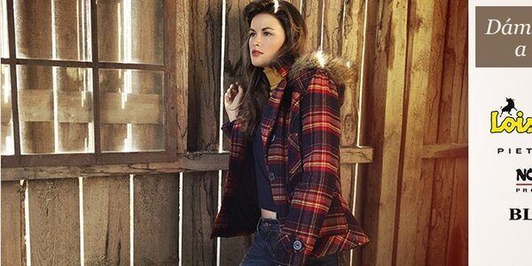 Zima ešte nekončí - dámske bundy, kabáty a vesty