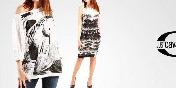 Dámske oblečenie Just Cavalli