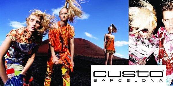 Dámske oblečenie Custo Barcelona