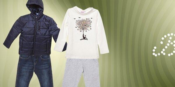 Detské oblečenie Buby