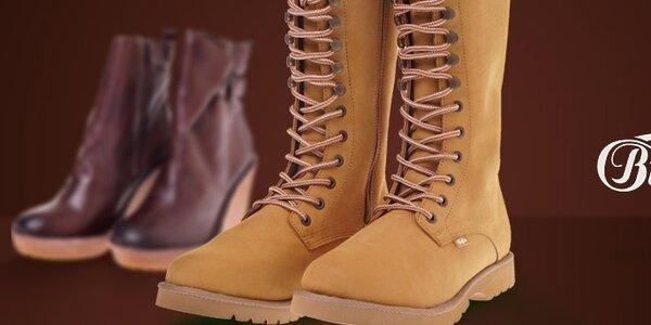 Dámske topánky Buffalo