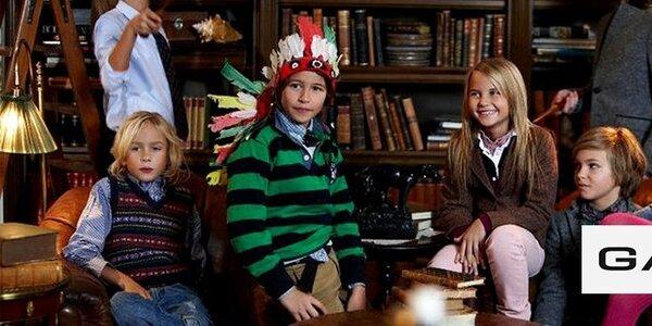 Detské oblečenie Gant