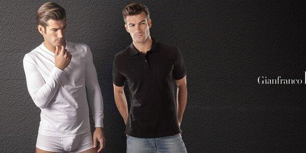 Pánske oblečenie a spodná bielizeň Gianfranco Ferré