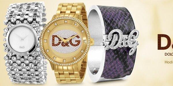 Hodinky a šperky Dolce & Gabbana