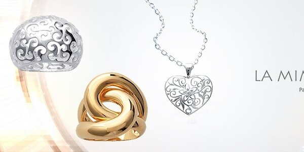 Luxusné šperky La Mimossa