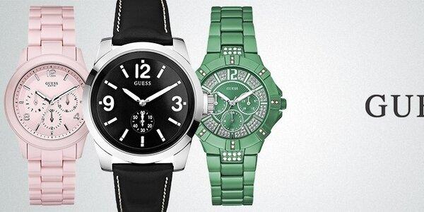Luxusné hodinky Guess