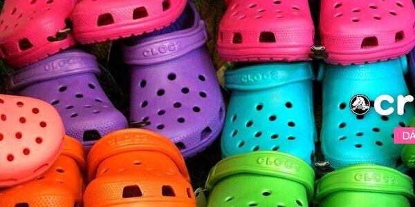 Dámske topánky Crocs