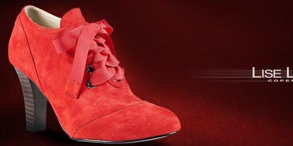 Dámske topánky Lise Lindvig - nadčasový dánsky minimalizmus a elegancia