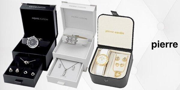 Dámske hodinky a šperky Pierre Cardin