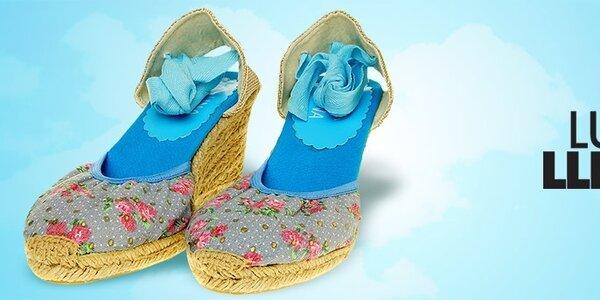 Dámske topánky Luna Llena
