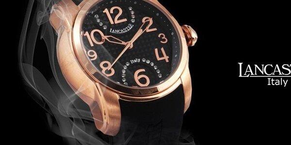 Luxusné švajčiarske hodinky Lancaster