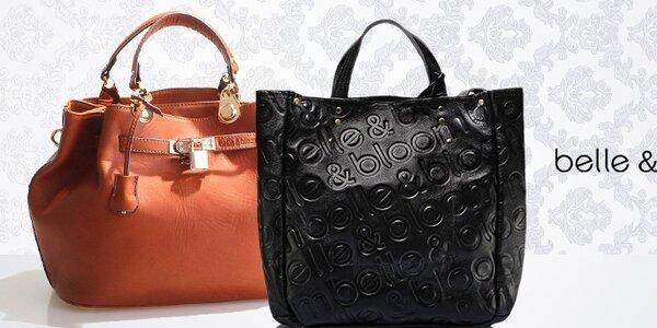 Dámske kožené kabelky Belle & Bloom