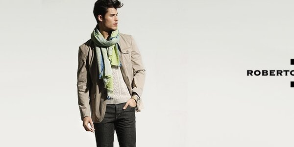 Pánska móda Roberto Verino