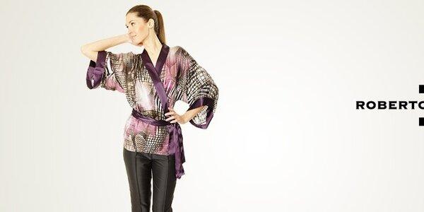 Dámska móda Roberto Verino - elegantná v každom okamihu