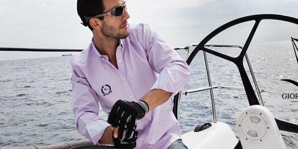 Pánske oblečenie Giorgio di Mare - vo veľkom jachtárskom štýle