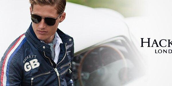 Hackett London - autentická britská móda pre mužov