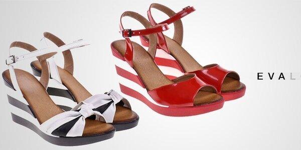 Dámske topánky Eva Lopez