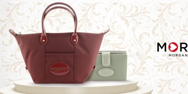 Dámske kabelky a peňaženky Morgan De Toi