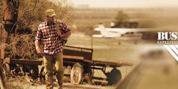 Pánske oblečenie Bushman