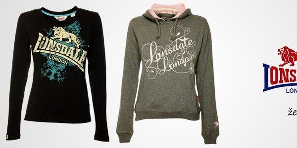 Dámske oblečenie Lonsdale