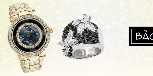 Šperky a hodinky Bague a Dames
