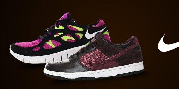 Dámske a pánske bežecké topánky Nike