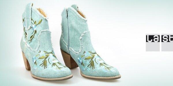 La Strada - unikátny dizajnové topánočky
