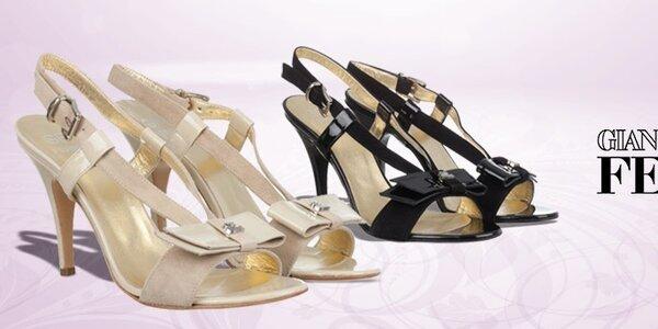 Dámske topánky Gianfranco Ferré