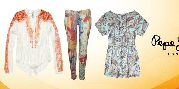 Dámske oblečenie Pepe Jeans