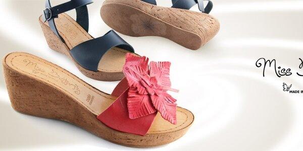 Dámske topánky Miss Butterfly