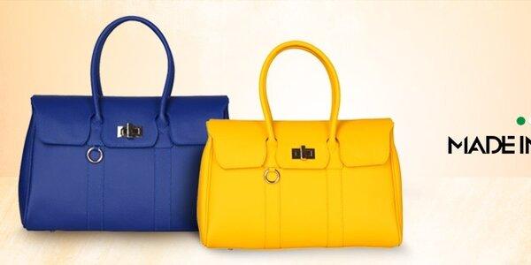 Dámske kabelky made in Italia